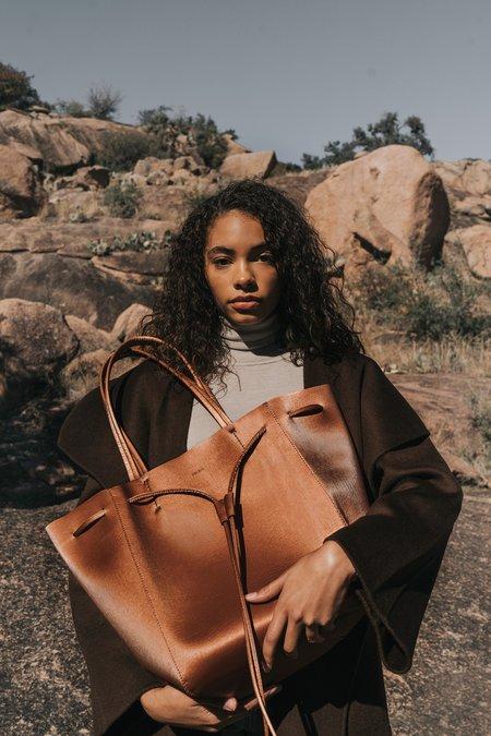 Kwonn Shopper Bag -  Copper
