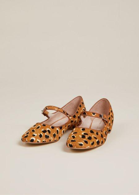 """INTENTIONALLY __________."" Kemp Flats - Tan Cheetah"