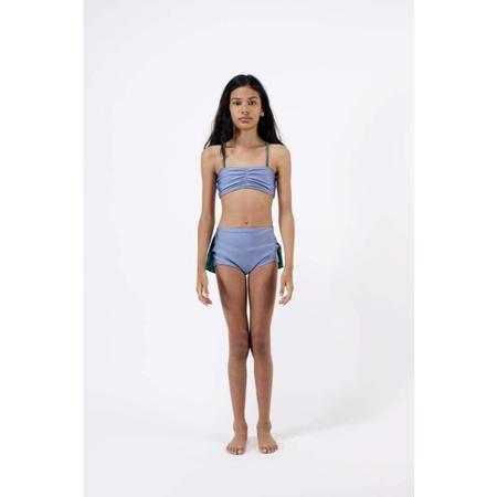 kids wolf & rita micaela swimsuit - blue