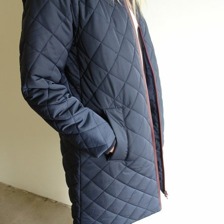 Ganni Greenwood Coat