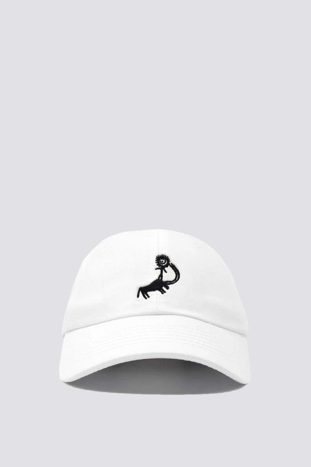 Assembly Altamira Embroidered Hat - White/Black