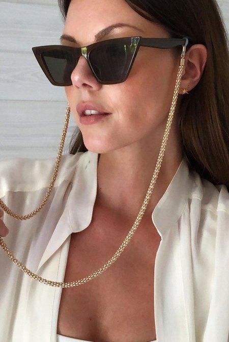 Talis Chains Paris Sunglass Chain - Gold