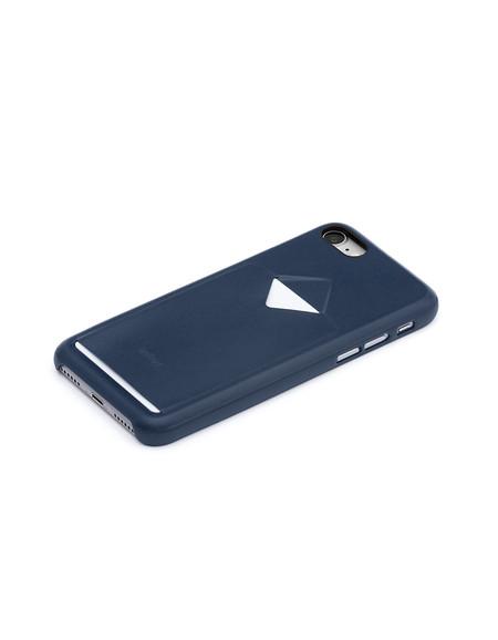 Bellroy Phone Case i7 1 Card Blue Steel