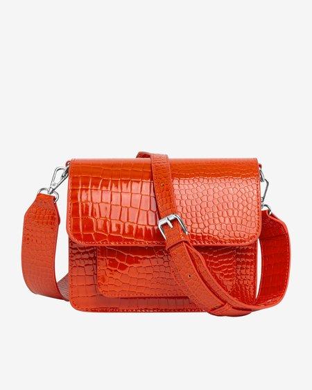 Hvisk Cayman Pocket Bag - Orange/Red
