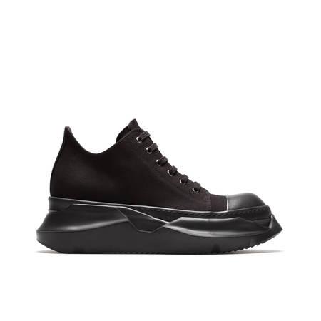 RICK OWENS DRKSHDW Abstract Low sneakers - black
