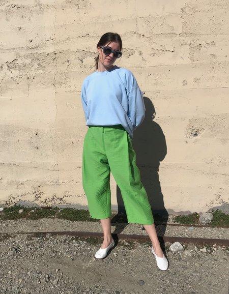 Rachel Comey Don Pant - Celery Foam