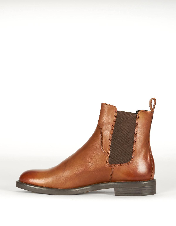 big sale 46a30 dbec1 Vagabond Amina Chelsea Boot - Cognac