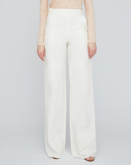 INGA-LENA The Hampus Pant - Ivory