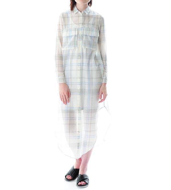 Nanushka Shago Shirt Dress