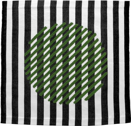 DittoHouse Green Ball Tapestry