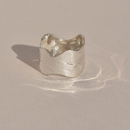 Leigh Miller Jewelry New Wave Ring - Sterling Silver