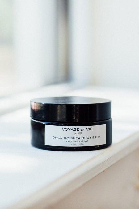 Voyage Et Cie Organic Shea Body Balm