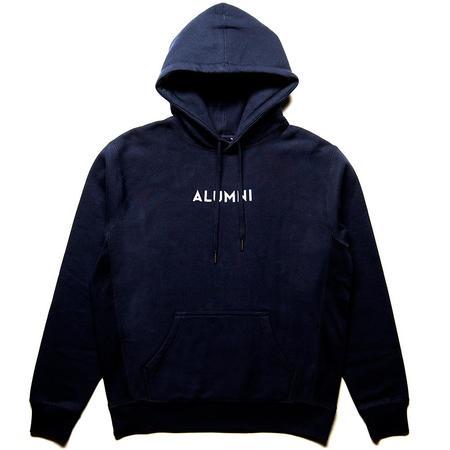 Alumni Box Logo Hoodie