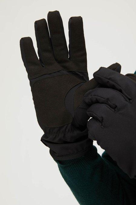 Stone Island Guanti Soft Shell-R Gloves - Black