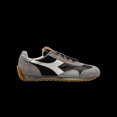 Diadora Equipe Italia Heritage 201.176046.C8514 sneakers - Black/Charcoal/Grey