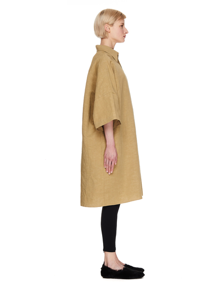 Y's Oversize Shirt - Sand
