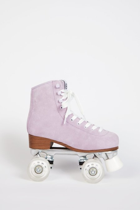 """INTENTIONALLY __________."" RINK SKATE - Lilac"