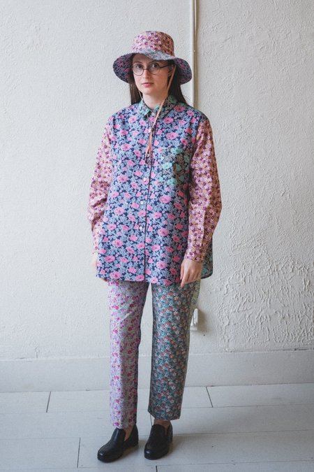 Kasmaria Floral Patch Shirt