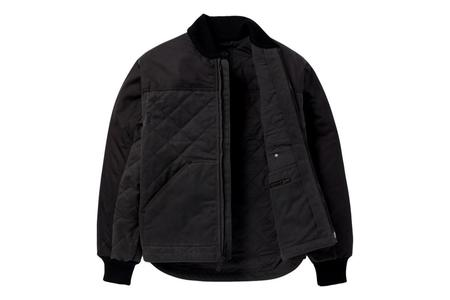 Filson Alcan Quilted Jacket - Cinder
