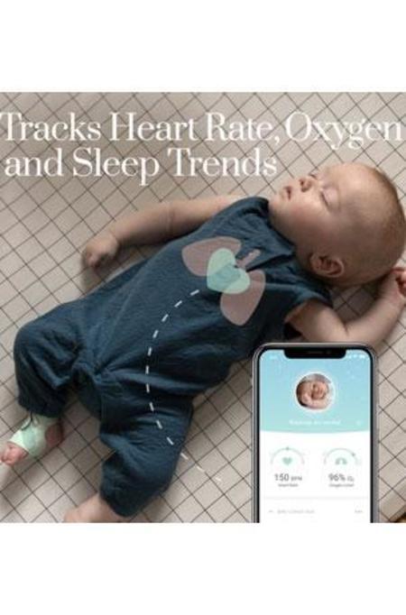 Owlet Smart Sock Baby Monitor 3
