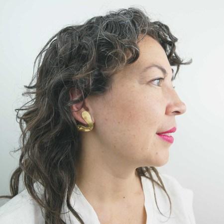 Seaworthy Frond Earrings