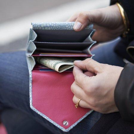 Tusk Serse Medium Accordion Wallet