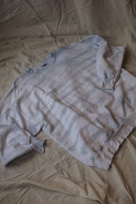 Eclectic Sun Grey Pullover - Morning Mist
