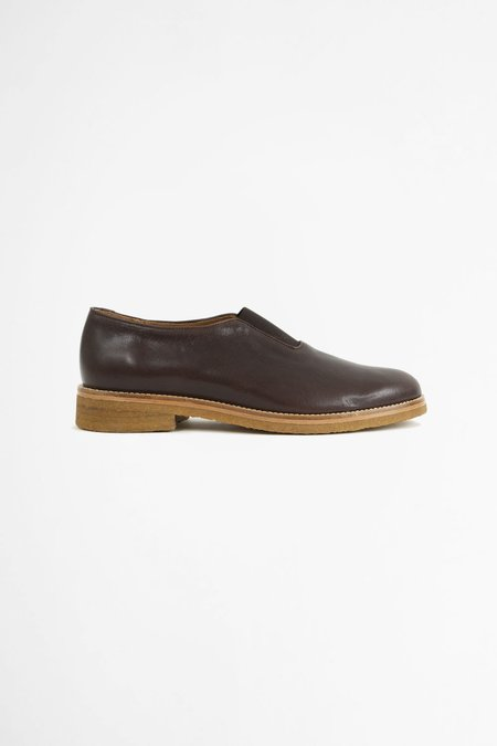 Jacques Soloviere Slip on derby - Arthus brown