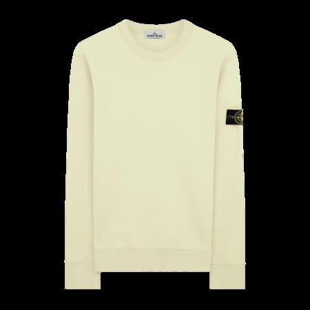 Stone Island Sweat Shirt - Lemon