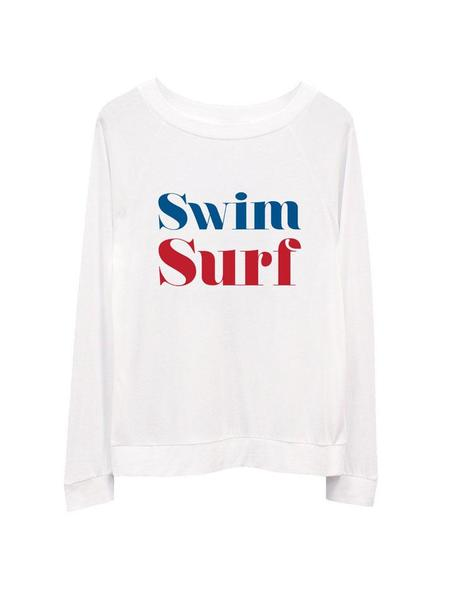 South Parade Candy Long Sleeve Jersey  - White
