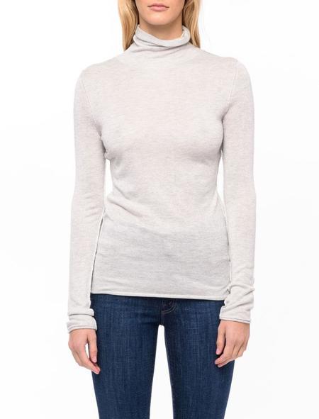 Line Knitwear Charlotte Turtleneck - limestone