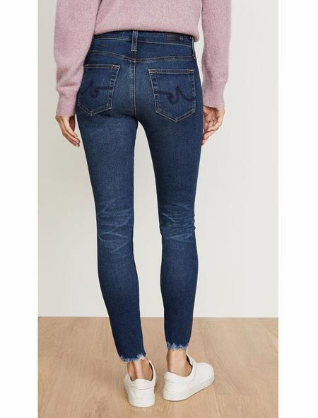 AG Jeans Farrah Skinny Ankle - 10 Years Defined