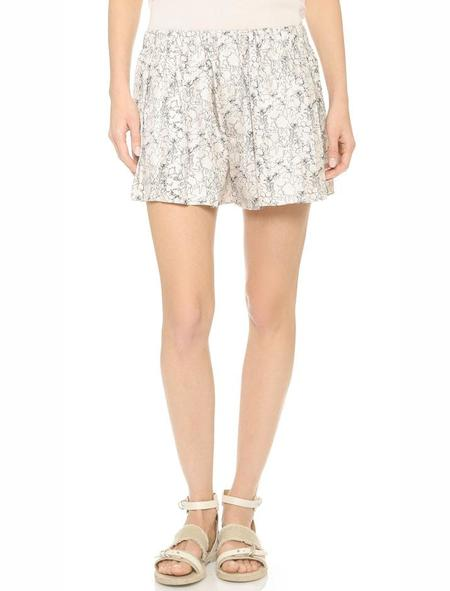 Rag & Bone Holten Shorts - crystal rose