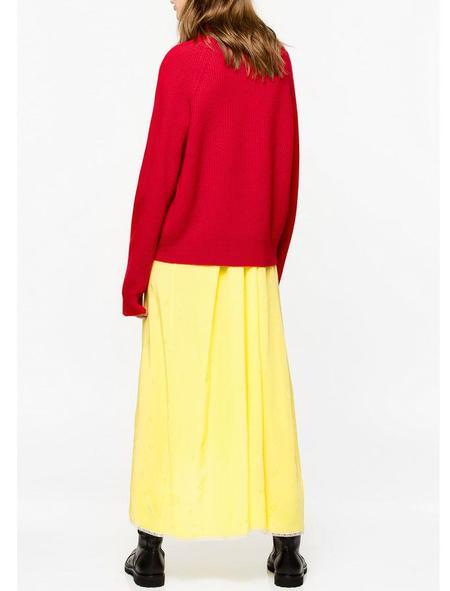 Zadig & Voltaire Kassy Sweater - Rouge