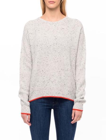 Line Knitwear Leah Sweater - ember