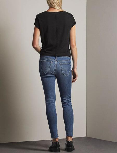 AG Jeans Legging Ankle denim - 14 Year blue nile