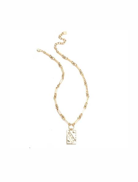 Dannijo Mila Necklace - Gold plated