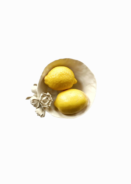 Dear You Ceramics Blossom bowl - white