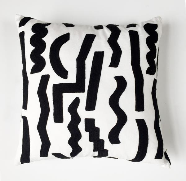 Dusen Dusen  Large 'Slash' Pillow