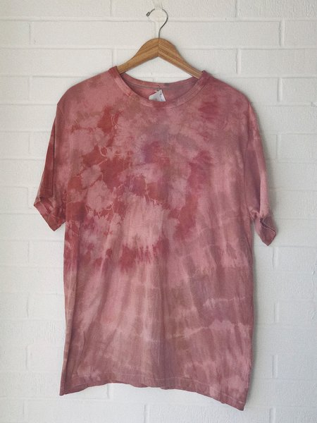 Unisex Fischer Goods Natural Dyed Tee No. 8