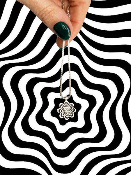 Gilbert Dazey Necklace - Silver