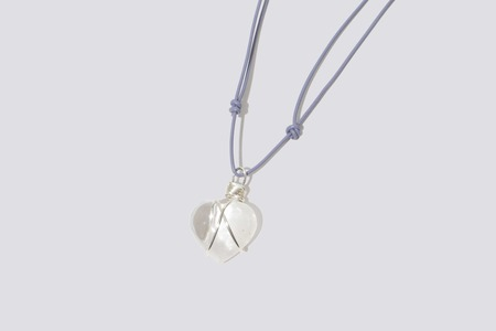 Odyssey Sweetheart Necklace - Lavender