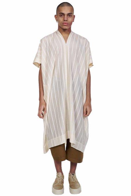 Jan-Jan Van Essche Tunic Shirt - Beige