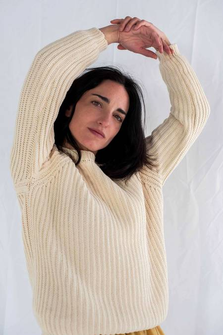L'envers BRIGITTE Cotton Sweater
