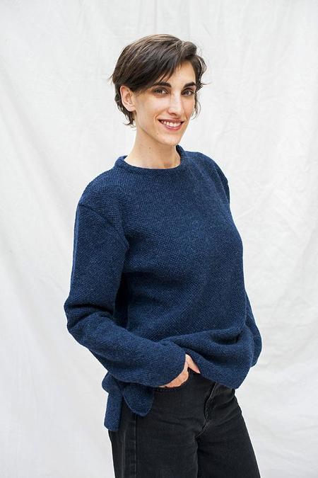 L'envers LINE Wool Sweater