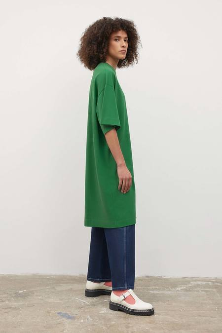 Kowtow T-Shirt Dress - evergreen