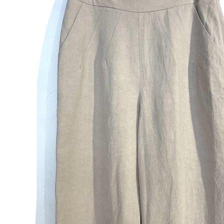 Eve Gravel Sparrow Pants - Clay