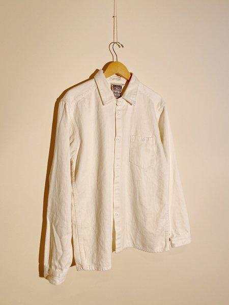 Jungmaven Topanga Shirt - Washed White