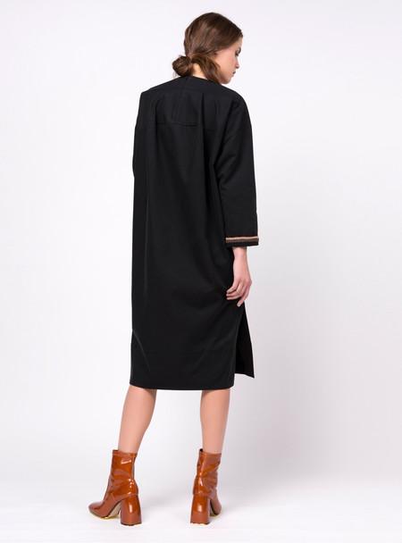 Series Noir Sahra Dress - Black