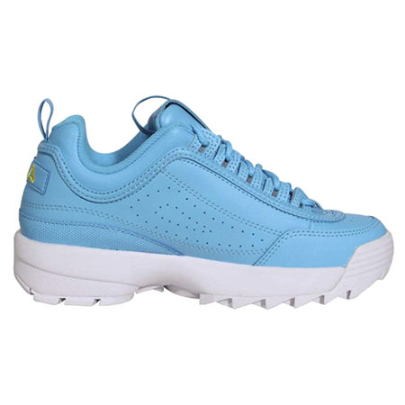 FILA Women's Disruptor II Premium Shoes - Blue